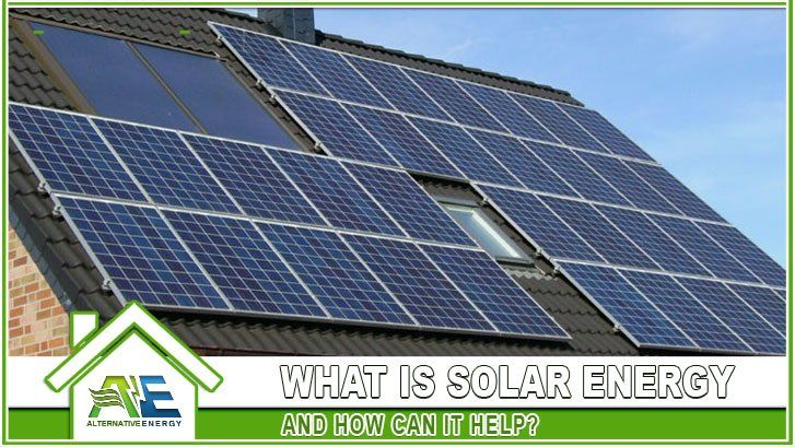 What is Solar Energy And How Can It Help