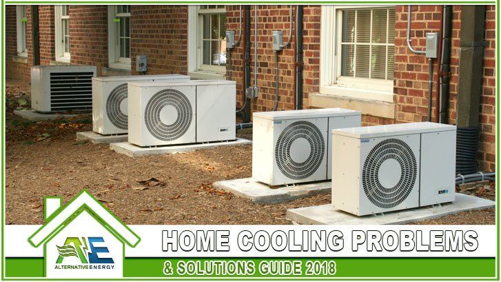Home Cooling Problems & Solutions Guide