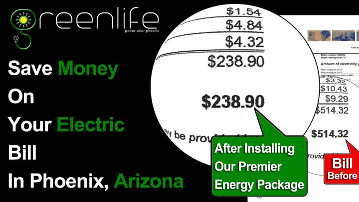 How To Reduce Electricity Bill For SRP & APS Customers In Phoenix Arizona
