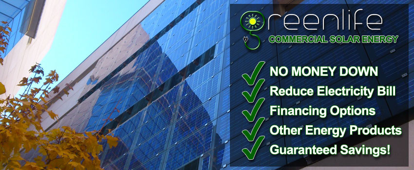 Commercial Solar Energy Phoenix - Commercial Solar Power