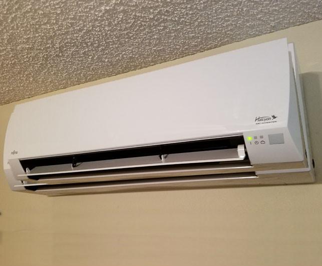 Mini Split AC Installation - Wall Mounted