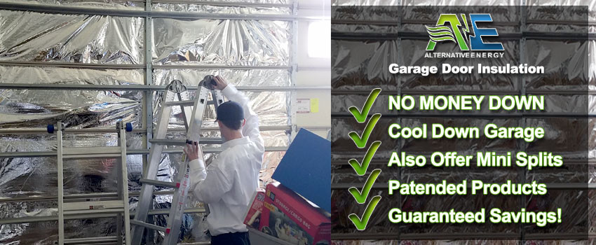 Garage Door Insulation Arizona