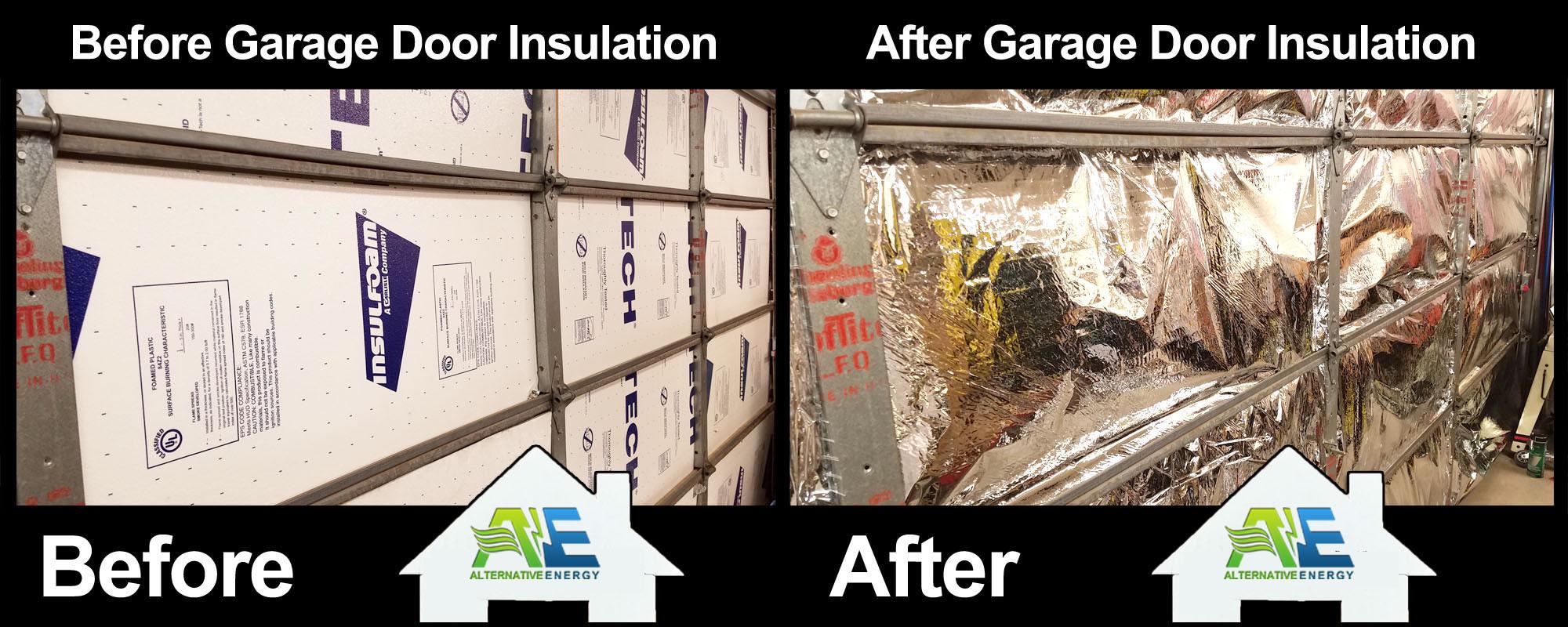 Garage-Door-Insulation-Before-After-Photo