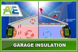 Garage Radiant Barrier