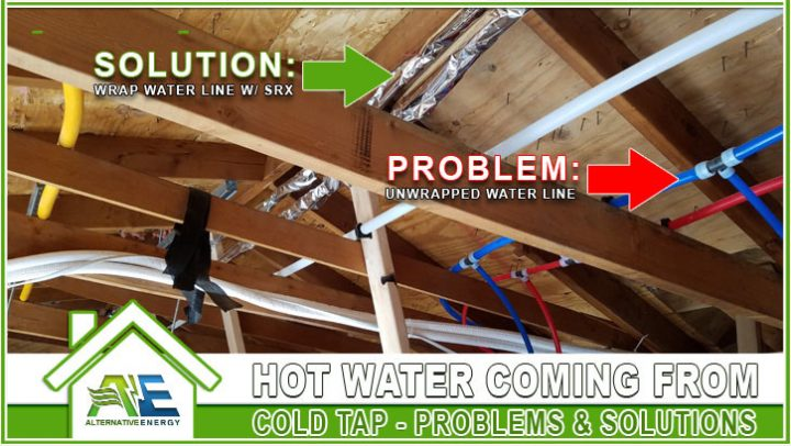 Water Line Wrap Alternative Energy Llc