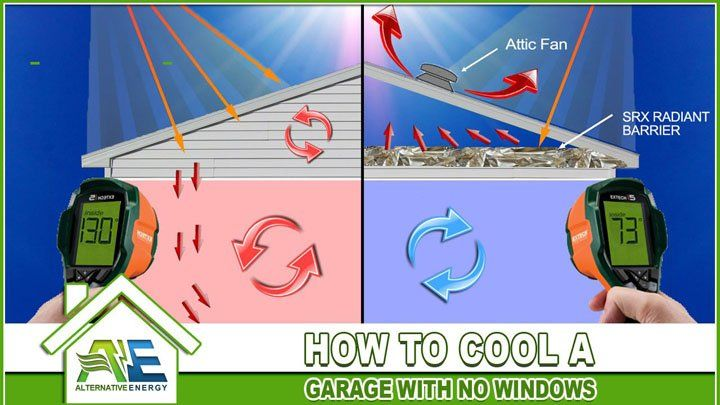How To Cool A Garage With No Windows - Alternative Energy, LLC How To Cool A Garage on how to warm a garage, how to turn a garage into a room, how to seal a garage, heating and cooling a garage, how to clean a garage, how to insulate a garage, how to keep garage cool, how to frame a garage into living space, cool signs for your garage, cool ways to a garage, how to cool attic, how to heat a garage,