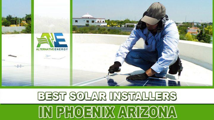 Best Solar Panel Installation Arizona