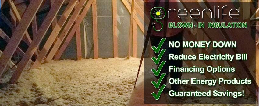 Blown In Insulation Phoenix - Contractors