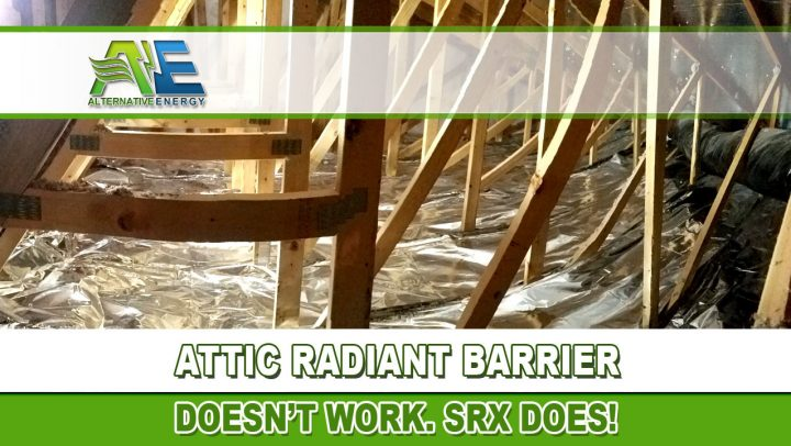 Does Attic Radiant Barrier Work