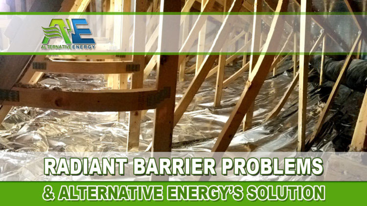 Radiant-Barrier-Problems