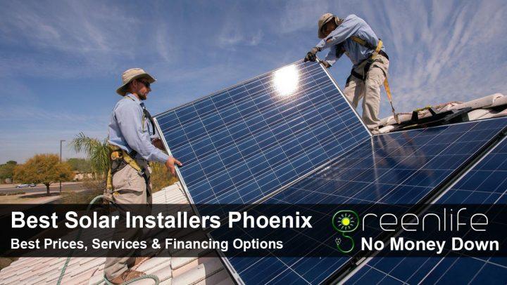 Solar Installers Phoenix