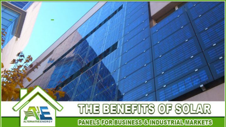 The-Benefits-Of-Solar-Panels-For-Business