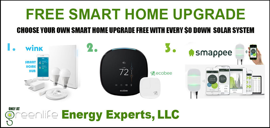 Free Smart Home Upgrade With Every 0 Money Down Solar Purchase