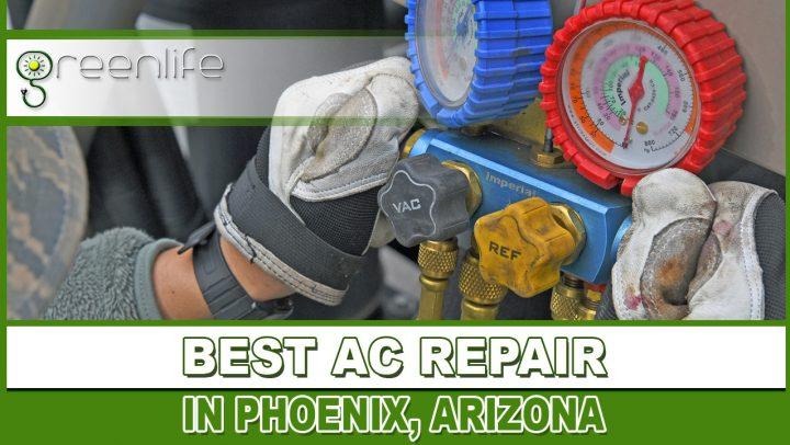 AC Repair Phoenix - Reviews - Contractors