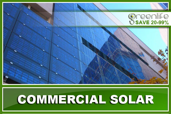 Commercial Solar Panel Installation Surprise