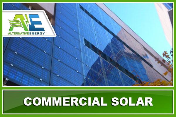 Commercial Solar Panels Pembroke Pines - Alternative Energy, LLC LLC