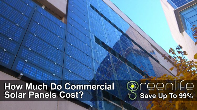 How Much Do Commercial Solar Panels Cost