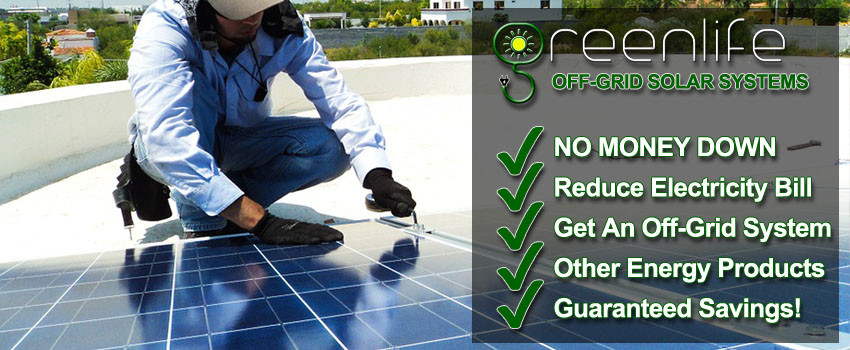 Off Grid Solar Power Systems For Homes & Businesses