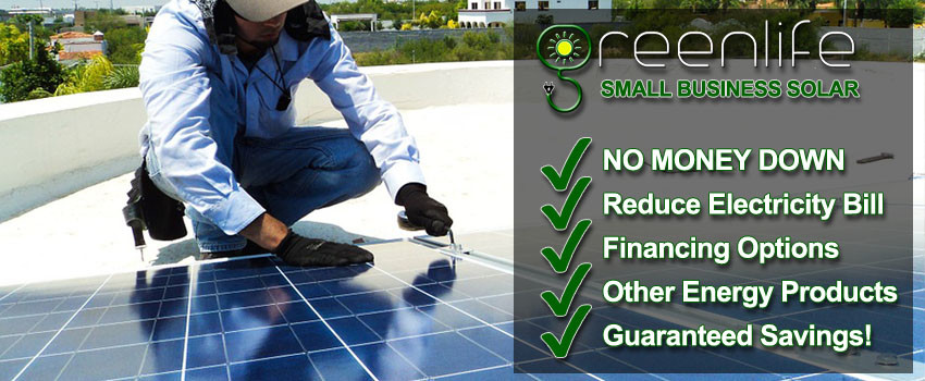 Solar Power For Small Business