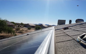 Long-View-OF-Solar-Panel-Installation-In-Phoenix-Residence