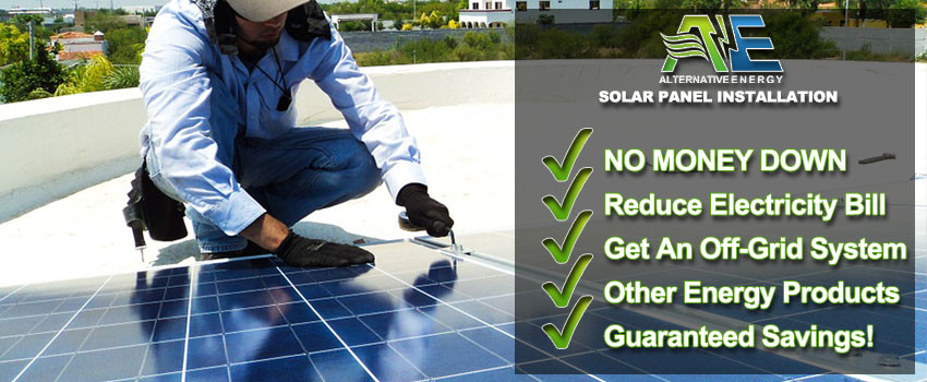 Solar Panels Miami-Dade County - Solar Panel Installation Miami