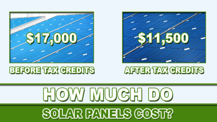 How Much Do Solar Panels Cost 2017 2018 Alternative