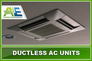 Ductless AC Units Mini Splits Installation