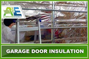 Garage Door Insulation San Antonio
