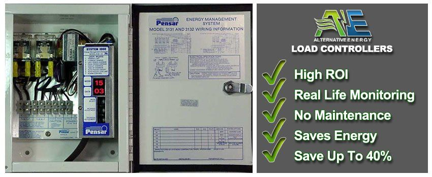 Residential Load Controllers - Pensar Load Controller