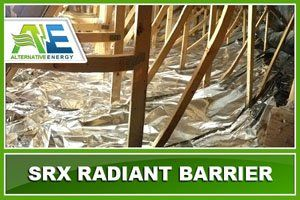SRX Radiant Barrier Installation