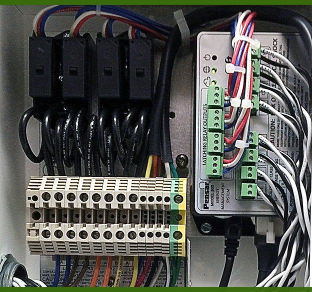 Simple Connection Residential Load Controller