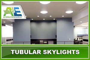 Tubular Skylights & Solar Tubes Installation