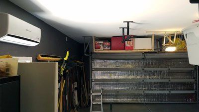 Garage Mini Split - Garage Heating & Cooling