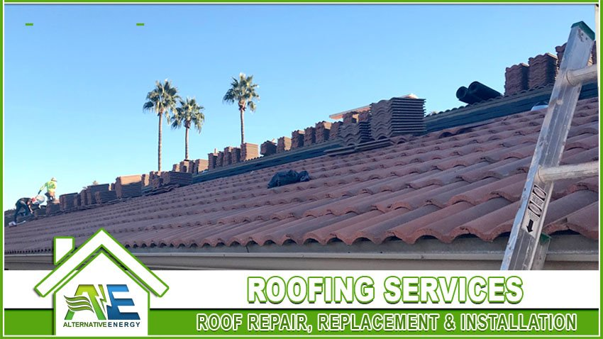Roof Repair, Replacement & Installation Phoenix - Roofing Contractors