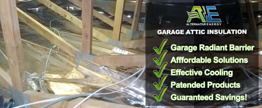 Garage Attic Insulation