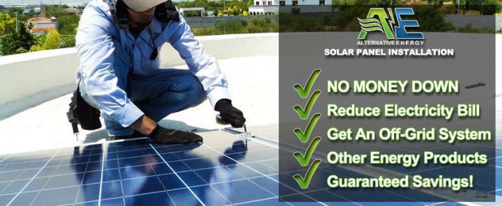 Solar Energy Company Fountain Hills