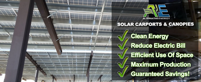 Solar Carports & Canopies Phoenix