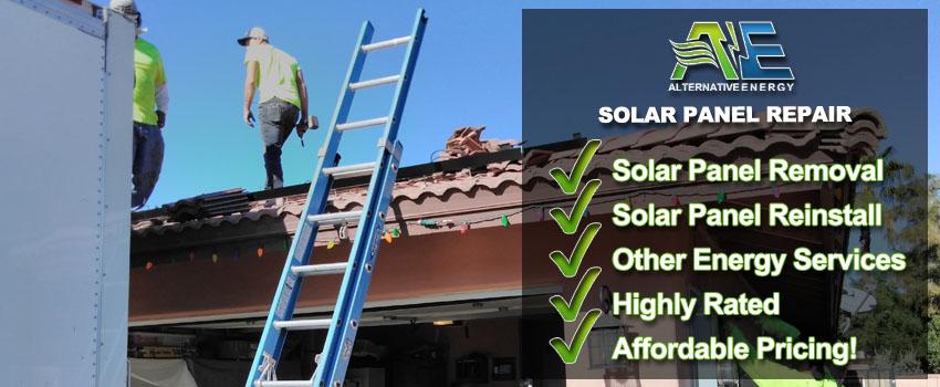 Solar Panel Repair Phoenix