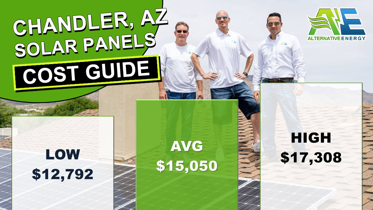 Chandler Az Solar Panels Company Cost Installation