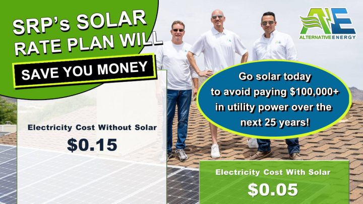 SRP Solar Rate Plan