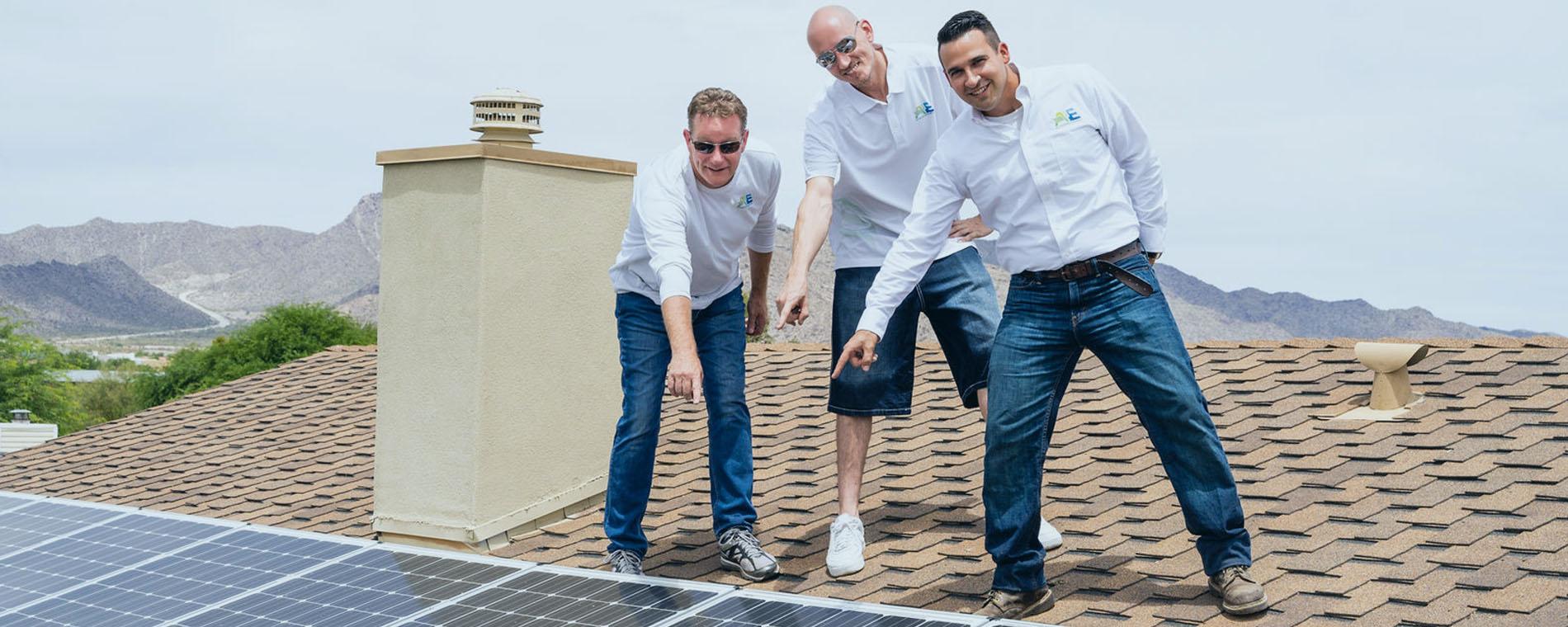 Solar Panel Company Buckeye