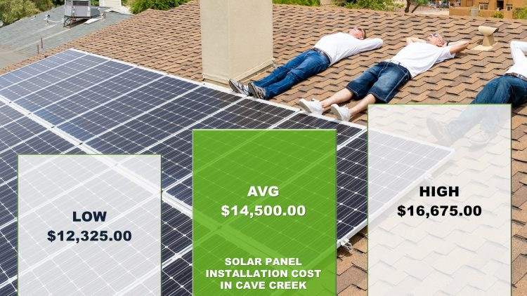 Solar Panels Cave Creek Cost
