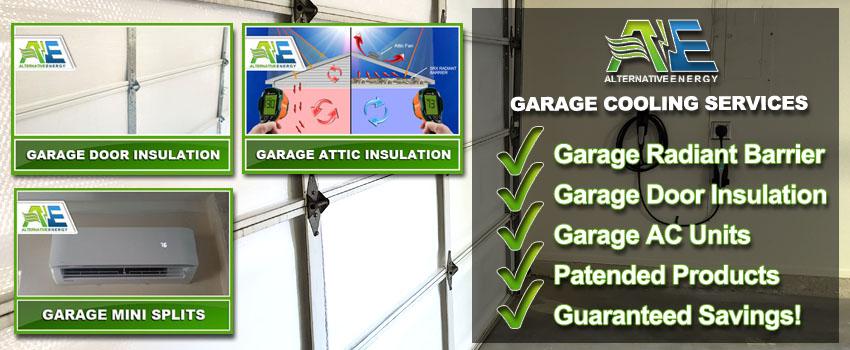 Garage Cooling System