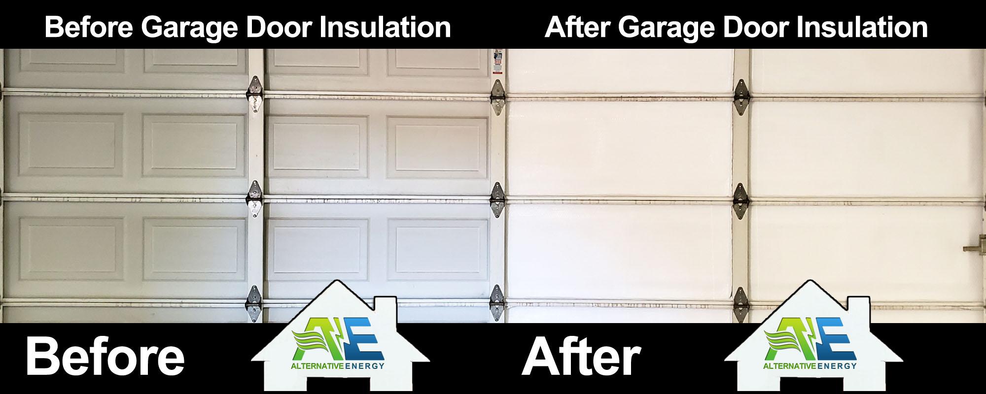 Garage Door Insulation Phoenix Garage Radiant Barrier