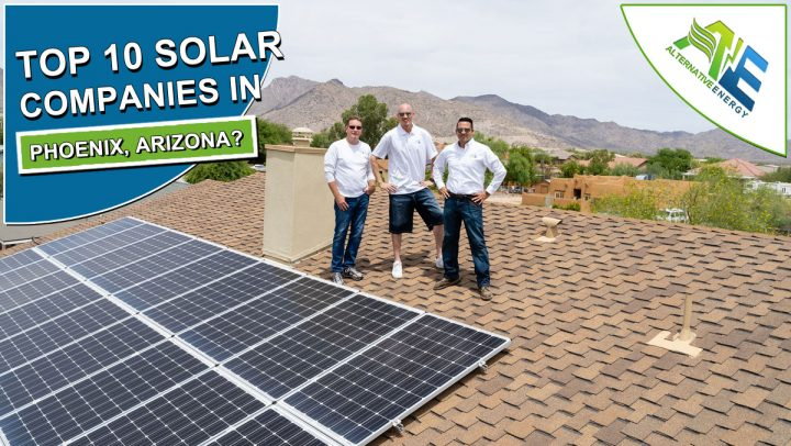 Top 10 Solar Companies in Phoenix AZ
