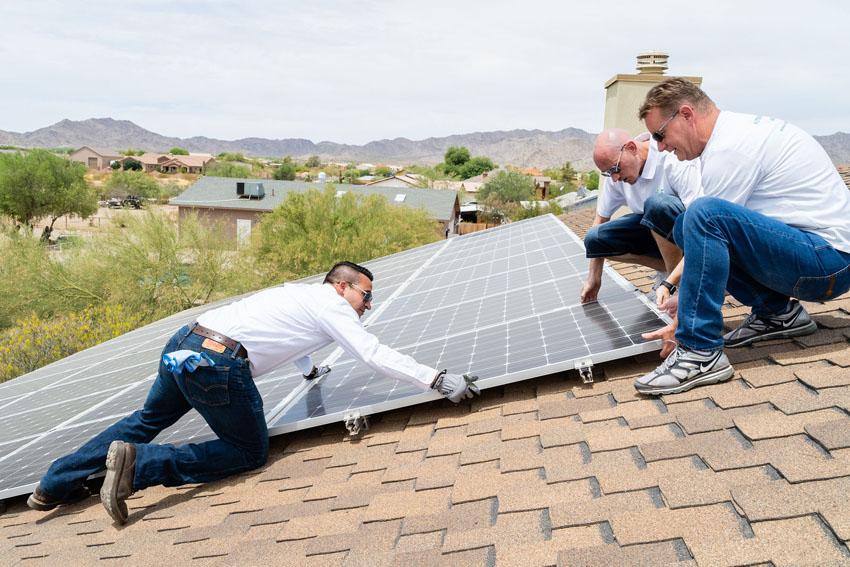 Solar Panel Installation Arizona