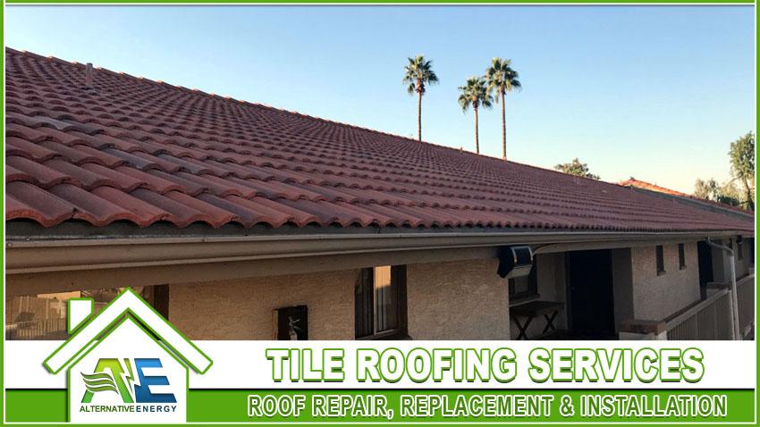 Tile Roof Repair Phoenix