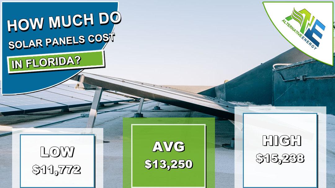 Florida Solar Panels Cost