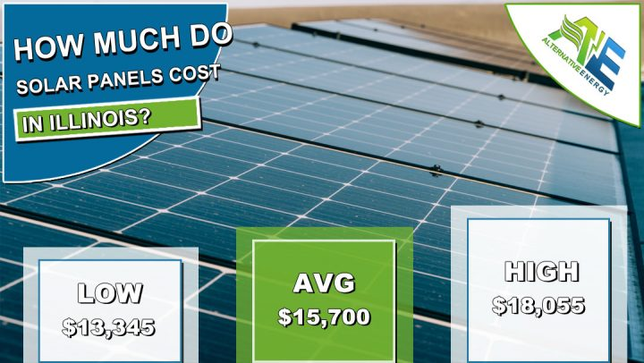 Illinois Solar Panels Cost