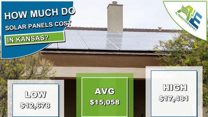 Kansas Solar Panels Cost